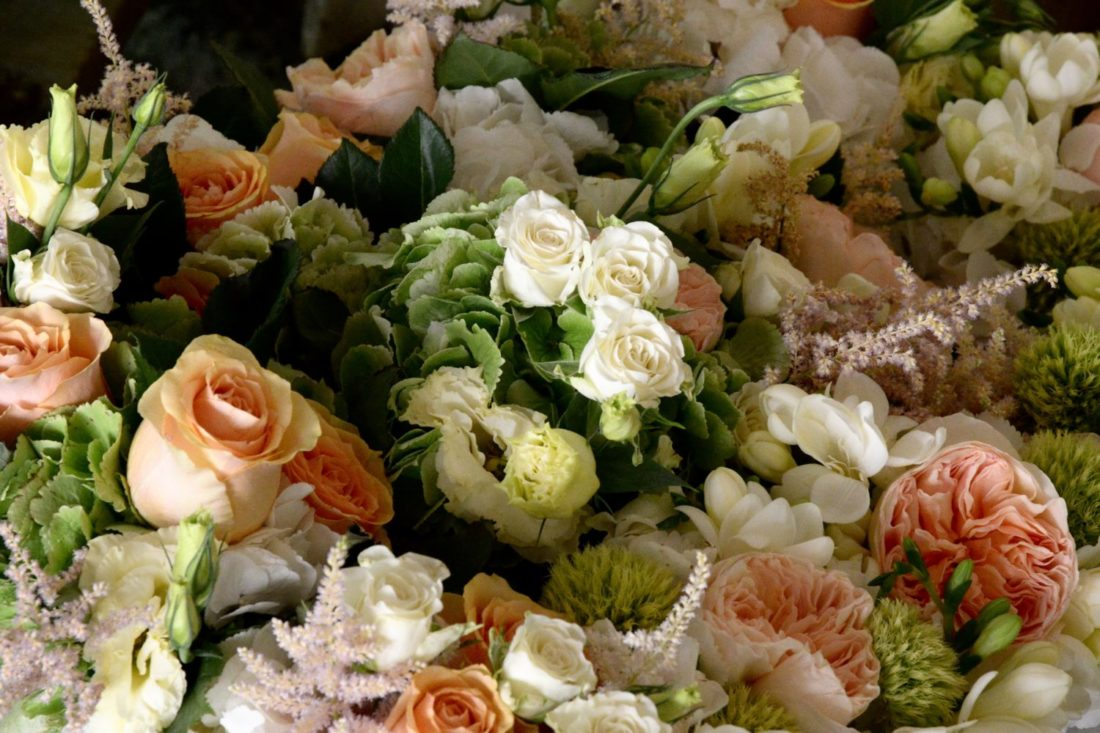 The Meaning of Wedding Flowers in Tuscany