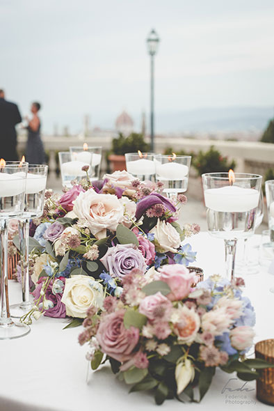 BeA Alfresco wedding planner in Tuscany