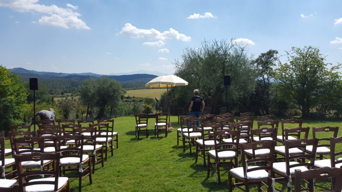 Locations for Civil Weddings in Tuscany