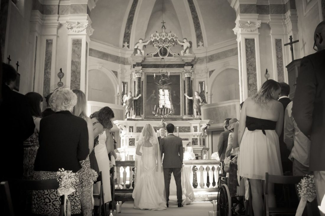 Protestant Weddings in Tuscany