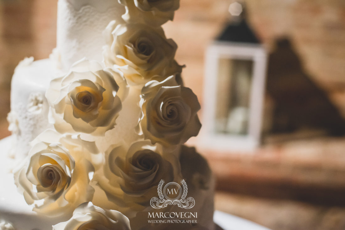 The Wedding Cake in Tuscany