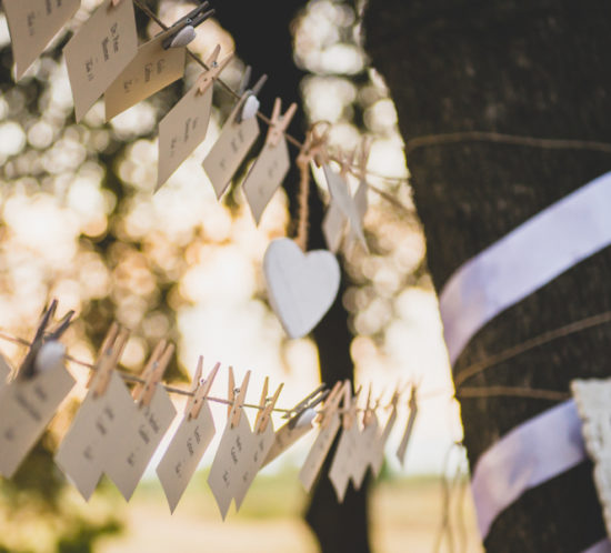 Wedding Tables Names in Tuscany