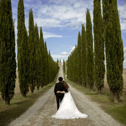 Say I do in Tuscany