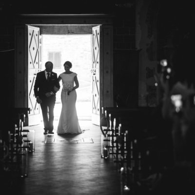 real wedding in tuscany