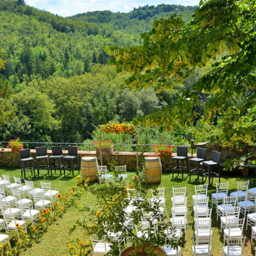 wine wedding tuscany
