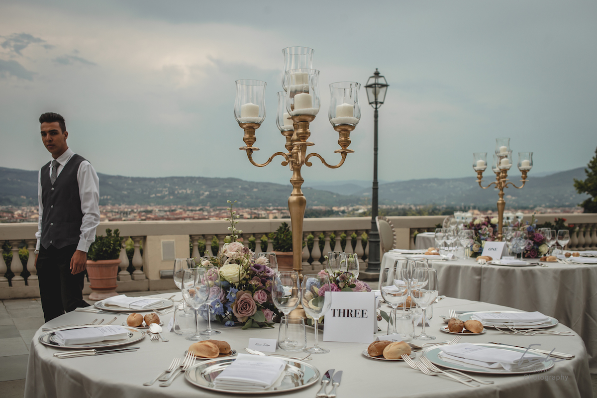real wedding in florence