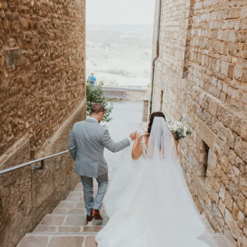 real weddings italy