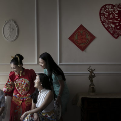 chinese wedding in tuscany