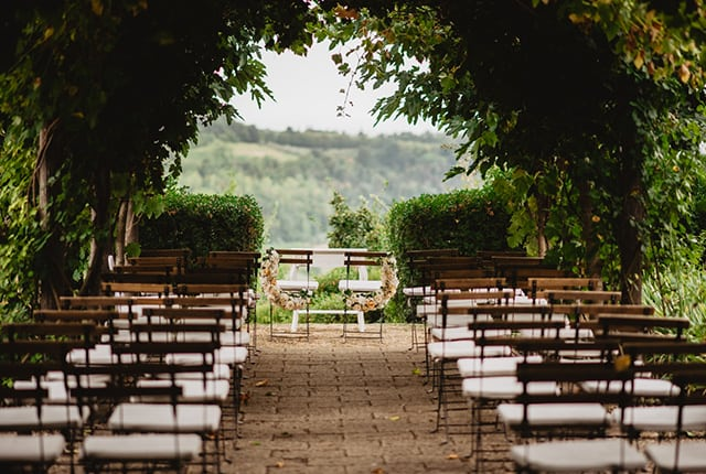 full wedding services in Tuscany